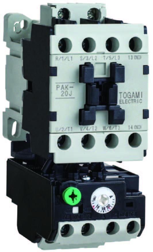 標準形電磁開閉器