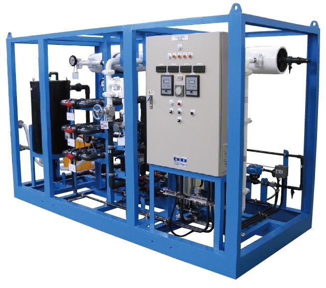 RO膜浄水装置