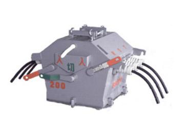 (手動式)電源切換用高圧交流気中負荷開閉器