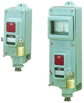 防水・防食形操作開閉器(壁掛形・自立形)